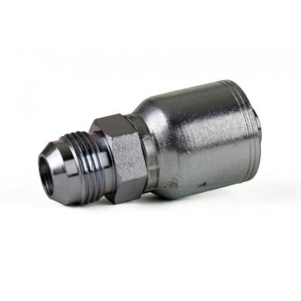G1 1 Wire Hose Reusable Fitting - Male JIC